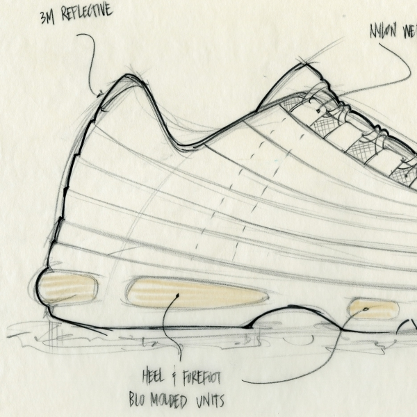 Brand Elevation in eRetail | Nike Air Max 95 The Anatomy of Air