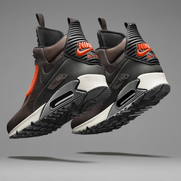 Brand Elevation in eRetail   The Air Max 90 Sneakerboot Launch