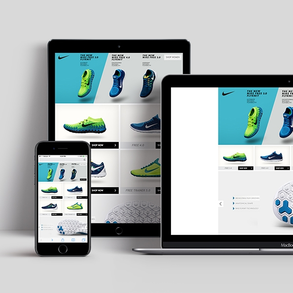 Brand Elevation in eRetail | The New Nike Free 5.0. (Men) Launch
