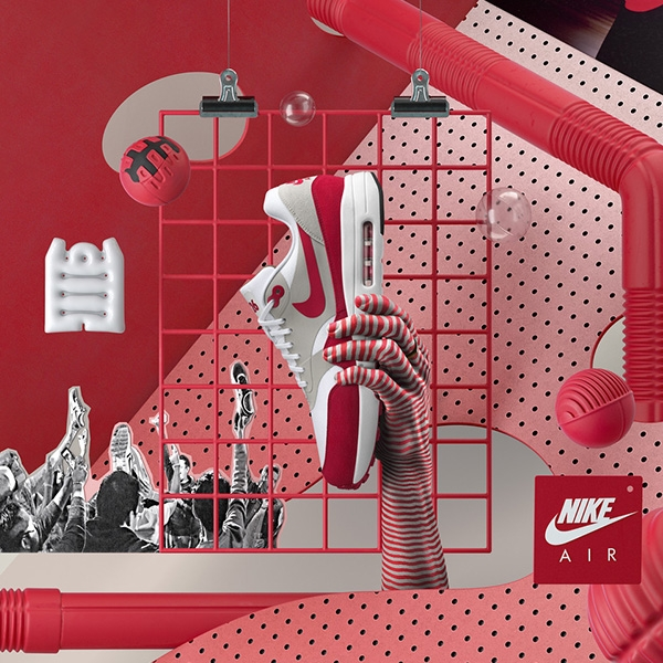 Brand Elevation in eRetail | AirMax Month for JDSports