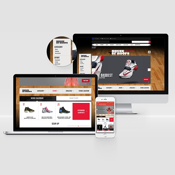 Brand Elevation in eRetail | House of Hoops Brand Platform